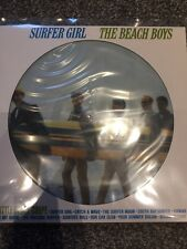 THE BEACH BOYS -  Surfer Girl  - New Picture Disc Vinyl Lp - Brand New