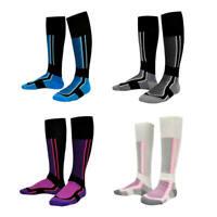 Men Women Winter Snow Thermal Long Thick Ski Walking Hiking Outdoor Socks Warm