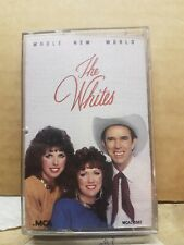 The Whites - Whole New World - Cassette Tape Used very good