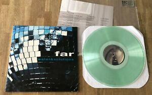 FAR - Water & Solution *LP* LIMITED COKE BOTTLE VINYL 2013 Incubus / Deftones