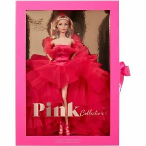 Barbie Pink Collection Doll Pink Premiere
