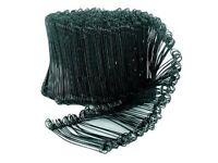 cf 2000 pz di legacci filo ferro lucido 120 mm per legatura recinzioni paletti