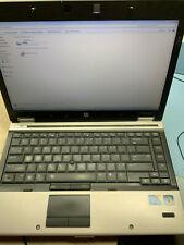 "HP EliteBook 8440p_Intel Core i5-M580@2.67GHz_8GB DDR3 RAM_160GB HDD_13.8""Screen"