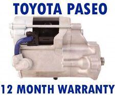 Starter Motor fits TOYOTA COROLLA E10 1.3 1995 4E-FE Remy 2810011060 2810011080