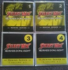 Select Mix: Rewind Series vol. 1-4  *out of print*