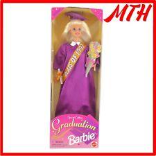Graduation Barbie 1997 Special Edition Mattel Doll 16487 - Boxed NEW Sealed BNIB