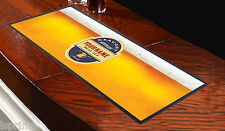 Personalised Draught Beer Towel Runner Pub Coaster Beer Cocktail Party