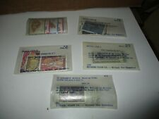 Postage Stamps: Russia, used, unsorted