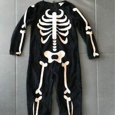 Pottery Barn Kids Skeleton Costume Size 4-6 Years