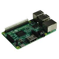 Original Raspberry Pi 3 Model B Quad Core 1.2GHz CPU 1GB RAM WiFi Bluetooth 4.1