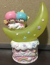 2015 Rare Sanrio LITTLE TWIN STARS night light moon & stars theme