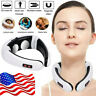 Electric Cervical Neck Massager For Body Shoulder Muscle Relax Rest Relieve Pain