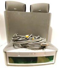 New listing Bose Av3-2-1 Media Center w/ Bose Ps3-2-1 Powered Subwoofer Spe 00004000 aker System