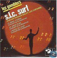 LES GAMBLERS SLC SURF S.L.C. CD SINGLE EP 4T no vinyl édition numérotée 00015