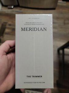 The Trimmer by Meridian: Electric Below-The-Belt Trimmer Built for Men Sage