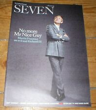 MARTIN FREEMAN very rare UK magazine from 2014 Gilbert & George Lucy Worsley