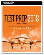 Commercial Pilot Knowledge Test Prep 2018 - ASA - FAA Written Exam Guide