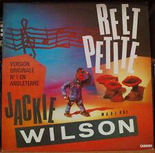 "JACKIE WILSON REET PETITE 12"" MAXI 45t  FRENCH  LP"
