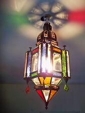 40 cm Lustre Marocain fert forgé lampe lanterne plafonnier applique luminaire 1