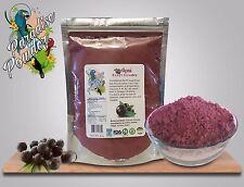 ACAI POWDER 16oz 1lb Natural Superfood anti-aging antioxidant Paradise Powder