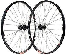 "Stan's NoTubes ZTR Flow mk3 Arch Crest MTB 29"" wheelset wheels Bitex hubs Sapim"