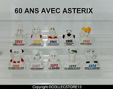 SERIE COMPLETE DE FEVES 60 ANS AVEC ASTERIX - ANNIVERSAIRE ASTERIX
