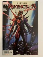 Ruins Of Ravencroft Carnage #1 (2020 Marvel Comics) First Print 9.6 NM+