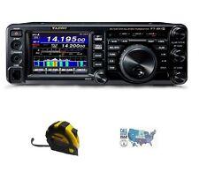 Yaesu FT-991A HF/VHF/UHF Portable Radio with FREE Radiowavz Antenna Tape!