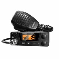 UNIDEN PRO505XL 40 CHANNEL COMPACT CB RADIO WITH PA SWITCH AND FRONT MIC