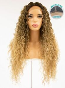100% PREMIUM SYNTHETIC HAIR WIG - BRIANNA WIG - HERA REMY