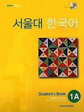 Seoul University Korean Language Book Korean Textbook Students Book 1A (With CD)