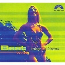Lounge at Cinevox: Beat Vol. 1 (New/Sealed CD) Morricone / Goblin / Umiliani etc