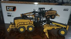 Diecast Masters Caterpillar 24 Motor Grader - High Line Series 1/50 Scale