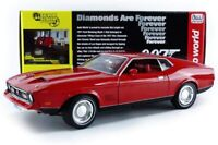 1:18 Scale 1971 Ford Mustang Mach 1-From James Bond 007 ''Diamonds Are Forever''