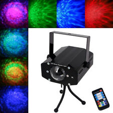 New RG Laser Projector Stage Fairy LED Moving Light Disco DJ Party Lighting Beam