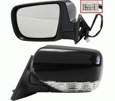 New Driver Side Mirror 2005-2008 Subaru Forester Power Heated W/Signal Light
