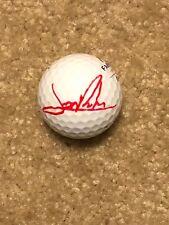 JON RAHM signed Farmers Insurance Open golf ball  ~  FIRST PGA win  ~  JSA/COA