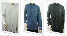 Unifarbene maschinenwäschegeeignete klassische Herrenhemden mit Kentkragen