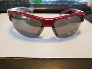 NEW Nike Show X2 EV0620 COLOR 601 RED Running Sunglasses PERFECT AUTHENTIC