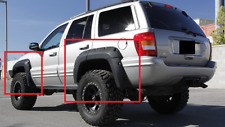 JEEP GRAND CHEROKEE WJ 1999 - 2004 WHEEL ARCH - FENDER FLARES NEW 10 pcs