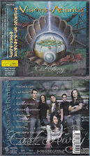 Visions Of Atlantis - Cast Away +1, Japan CD +obi, Gothic Metal,Edenbridge,Epica