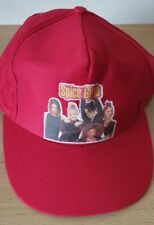 Spice Girls Red Cap Adjustable Snapback - One Size