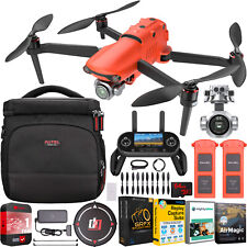 Autel EVO 2 Pro Drone Quadcopter II 6K On The Go Bundle + Extended Warranty Kit