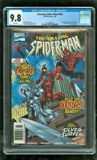 CGC 9.8 AMAZING SPIDER-MAN #430 NEWSSTAND MARVEL COMICS 1998 CARNAGE APPEARANCE