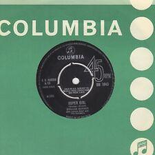Graham Bonney Super Girl Columbia  DB7843 Soul Northern Reggae