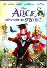 ALICE ATTRAVERSO LO SPECCHIO DVD DISNEY