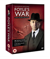 Foyles War The Complete Collection DVD NEUF