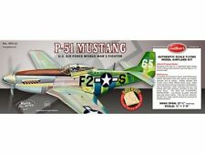 GUILLOWS GUILL402LC P51-MUSTANG MODEL KIT *