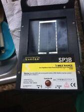 Zareba Sp3B 3 mile low impedance solar electric fencer