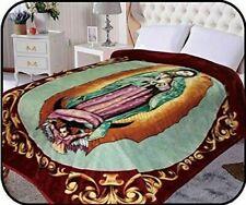 Hiyoko Virgin Mary Mink Blanket Throw Bedspread Comforter Coverlet 90x75